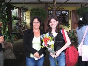 My Host Family in Costa Rica